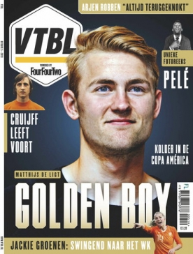 VTBL magazine 5, iOS & Android  magazine