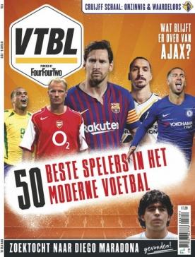 VTBL magazine 6, iOS & Android  magazine