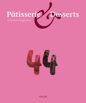 Pâtisserie & Desserts 44, iOS & Android  magazine