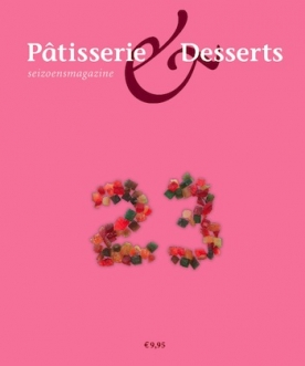Pâtisserie & Desserts 23, iOS & Android  magazine
