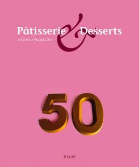 Pâtisserie & Desserts 50, iOS & Android  magazine