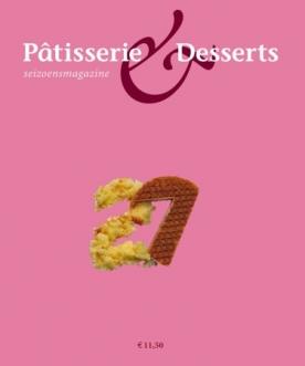 Pâtisserie & Desserts 27, iOS & Android  magazine