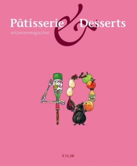 Pâtisserie & Desserts 40, iOS, Android & Windows 10 magazine