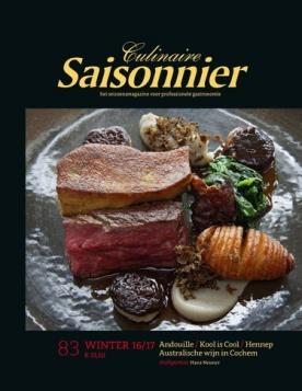 Culinaire Saisonnier 83, iOS & Android  magazine