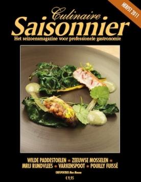 Culinaire Saisonnier 62, iOS & Android  magazine