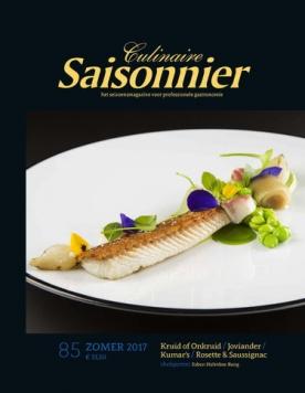Culinaire Saisonnier 85, iOS & Android  magazine