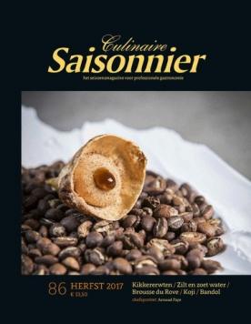 Culinaire Saisonnier 86, iOS & Android  magazine