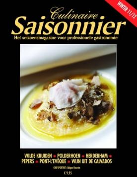 Culinaire Saisonnier 63, iOS & Android  magazine