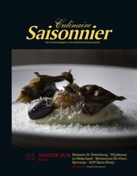 Culinaire Saisonnier 91, iOS & Android  magazine