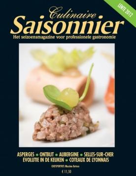 Culinaire Saisonnier 64, iOS & Android  magazine