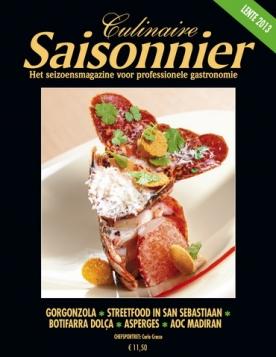 Culinaire Saisonnier 68, iOS & Android  magazine