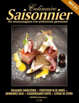 Culinaire Saisonnier 70, iOS & Android  magazine
