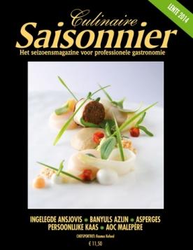 Culinaire Saisonnier 72, iOS & Android  magazine