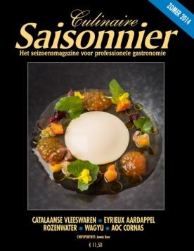 Culinaire Saisonnier 73, iOS & Android  magazine