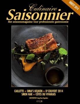Culinaire Saisonnier 74, iOS & Android  magazine