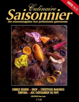 Culinaire Saisonnier 75, iOS & Android  magazine