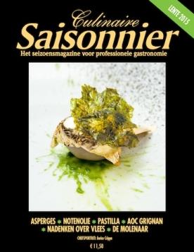 Culinaire Saisonnier 76, iOS & Android  magazine