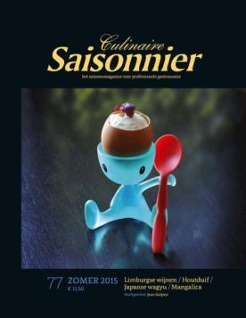Culinaire Saisonnier 77, iOS & Android  magazine