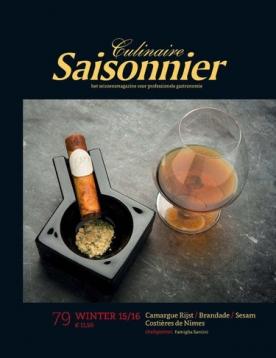 Culinaire Saisonnier 79, iOS & Android  magazine