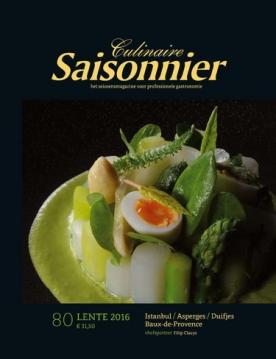 Culinaire Saisonnier 80, iOS & Android  magazine