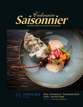 Culinaire Saisonnier 81, iOS & Android  magazine