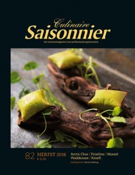 Culinaire Saisonnier 82, iOS & Android  magazine