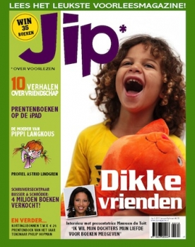 Jip - Voorleesmagazine 3, iOS, Android & Windows 10 magazine