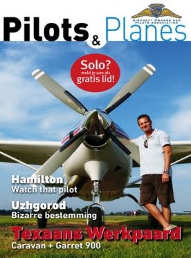 PlaneOwner 320, iOS, Android & Windows 10 magazine