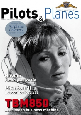 PlaneOwner 306, iOS & Android  magazine
