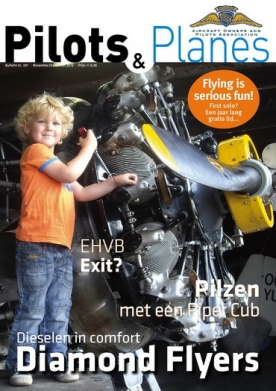 PlaneOwner 331, iOS & Android  magazine