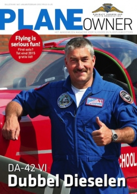 PlaneOwner 340, iOS & Android  magazine