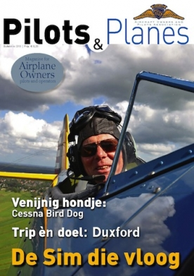PlaneOwner 310, iOS, Android & Windows 10 magazine