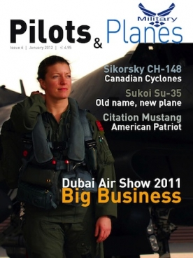 Pilots&Planes Military 6, iOS & Android  magazine