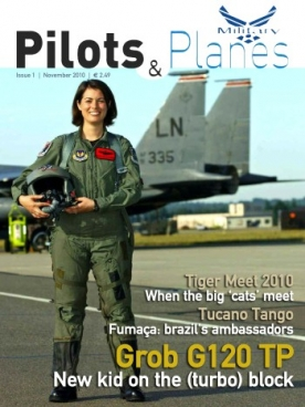 Pilots&Planes Military 1, iOS & Android  magazine
