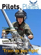 Pilots&Planes Military 8, iOS & Android  magazine