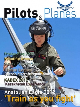Pilots&Planes Military 8, iOS, Android & Windows 10 magazine