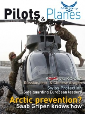 Pilots&Planes Military 3, iOS & Android  magazine