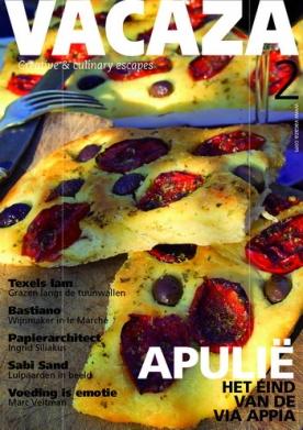 Vacaza Magazine 2, iOS & Android  magazine