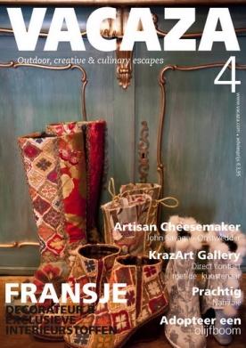Vacaza Magazine 4, iOS & Android  magazine
