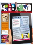 Kidsweek 13, iOS, Android & Windows 10 magazine