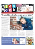 Kidsweek 7, iOS, Android & Windows 10 magazine