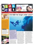 Kidsweek 27, iOS, Android & Windows 10 magazine
