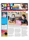 Kidsweek 35, iOS, Android & Windows 10 magazine