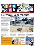 Kidsweek 10, iOS, Android & Windows 10 magazine