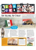 Kidsweek 26, iOS, Android & Windows 10 magazine