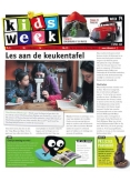 Kidsweek 14, iOS, Android & Windows 10 magazine