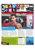 Kidsweek 8, iOS, Android & Windows 10 magazine