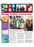 Kidsweek 9, iOS, Android & Windows 10 magazine