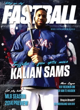 Fastball Magazine 2, iOS & Android  magazine