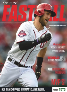 Fastball Magazine 18, iOS & Android  magazine